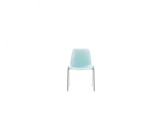 Kromaj Ayaklı Sandalye