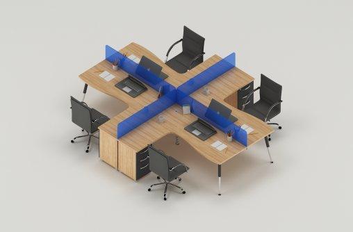 4lü Masa Çalışma Grupları