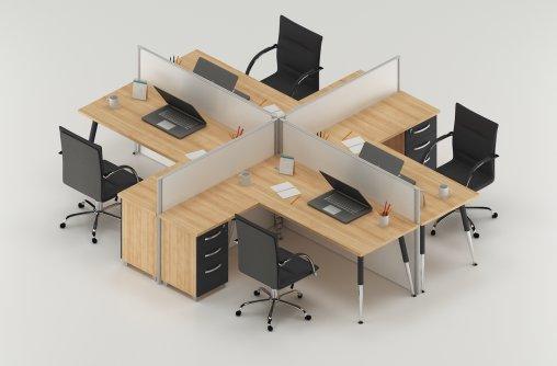 4lü Masa Grubu Satışı