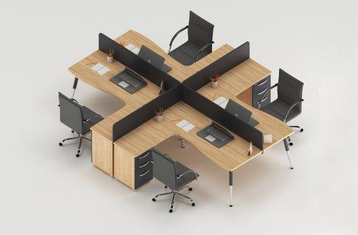 4lü Masa Grubu Örnekleri