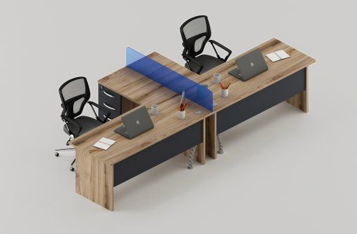 2li Ofis Masası Ebatları