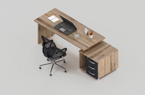 Bursa Kesonlu Ofis Masaları