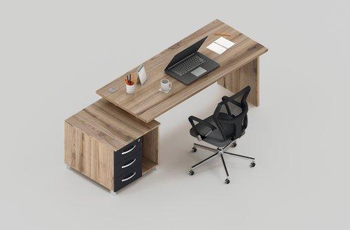 Kesonlu Ofis Masaları Nedir