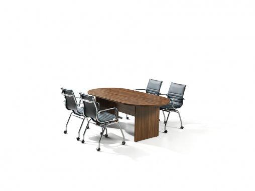 Bursa Ahşap Toplantı Masası