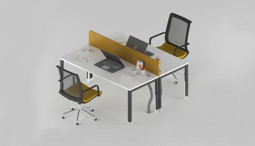 2li Ofis Masası Ölçüleri