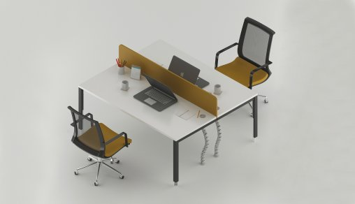 İkili Masa Modellleri ofis