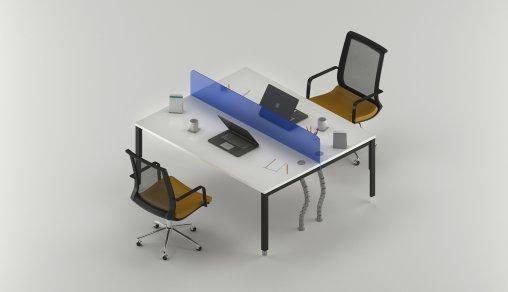 İkili Masa Örnek Modeli