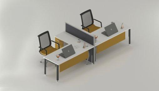Masa Modeli İkili