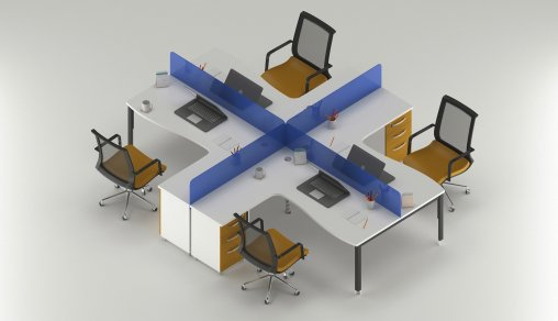 Dörtlü Masaların Örneği