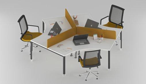 Üçlü Masa Modeli