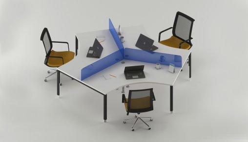 Üçlü Masa Modeli Nedir