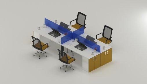 Dörtlü Masa Modellerin Örneği