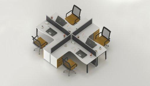 Dörtlü Masa Modellerinin Örnekleri