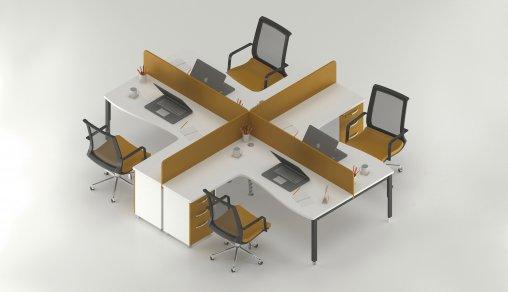 Dörtlü masa modelleri