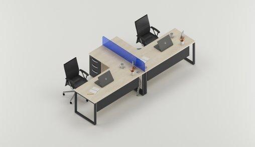 2li Ofis Masaları