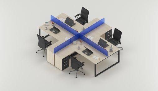 4lü Masa Çalışma Grupları Nasıldır