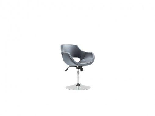 Kromajlı Flanş Ayak Sandalye